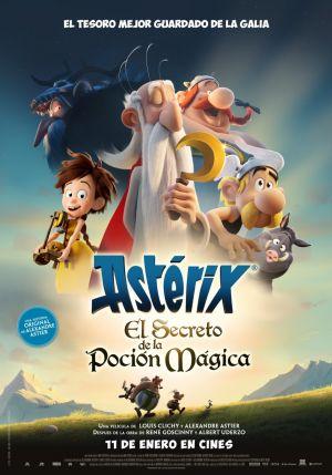 ASTERIX - EL SECRETO DE LA POCION MAGICA
