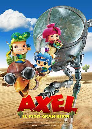Axel el petit gran heroi